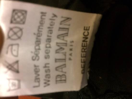 Balmain BALMAIN BIKER DENIM DESIGN Size US 32 / EU 48 - 14