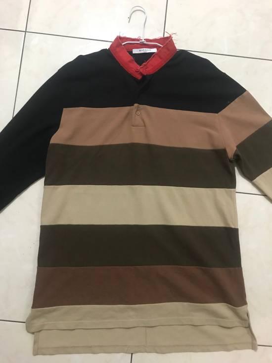 Givenchy Destroy Long Shelves Polo Shirt Size US XS / EU 42 / 0