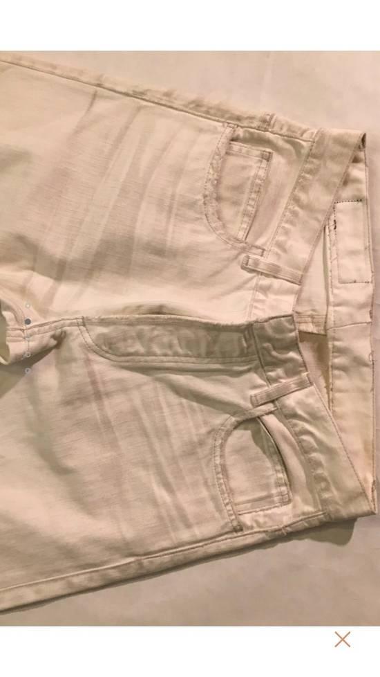 Balmain White Denim Size US 30 / EU 46 - 1