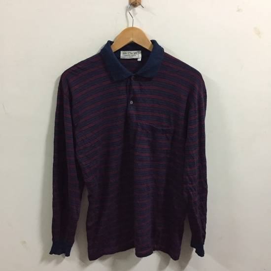Givenchy Vintage Givenchy Gentleman Paris Polo Shirt Size L Blue Size US L / EU 52-54 / 3