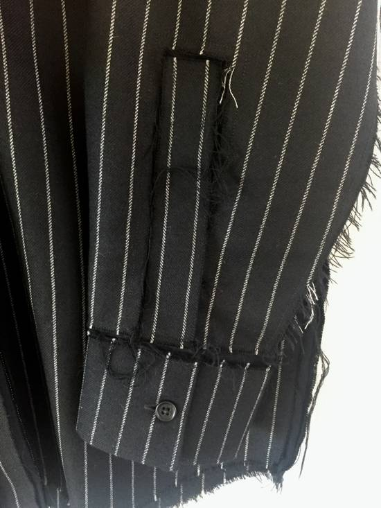 Givenchy Pinstripe used look Shirt by Riccardo Tisci Size US S / EU 44-46 / 1 - 6