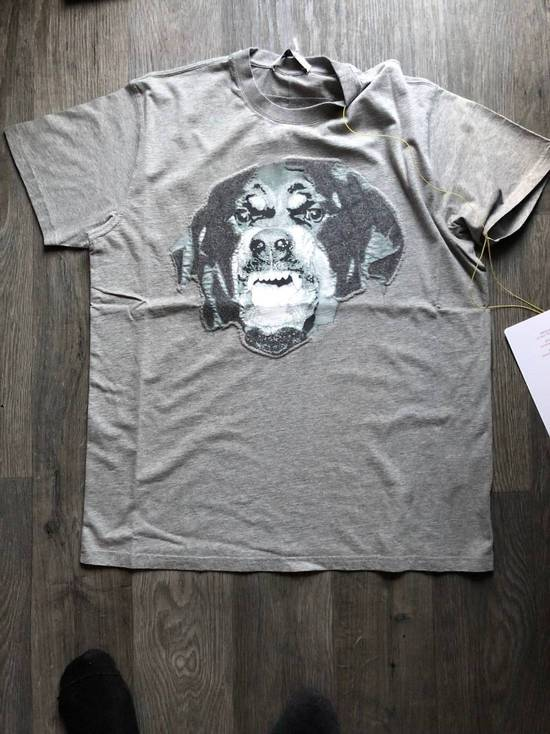 Givenchy Givenchy Authentic $650 Rottweiler T-Shirt Columbian Fit Size XXS Brand New Size US XXS / EU 40 - 1