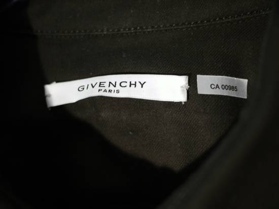 Givenchy Givenchy Button Up with Leather Pocket Size US XL / EU 56 / 4 - 2