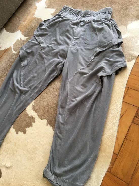 Julius Japan made silk and cotton layered skirted sweatpants Size US 29 - 1