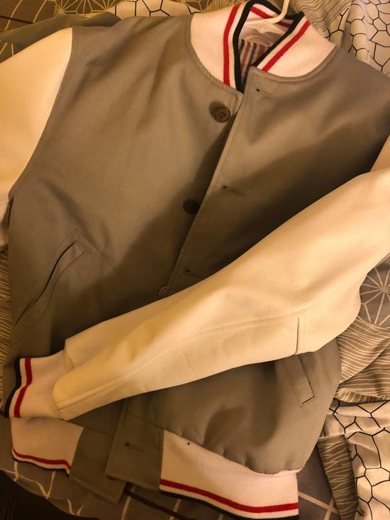 Thom Browne Thom Browne Varsity Rare Two Tone Jacket Size US S / EU 44-46 / 1 - 8