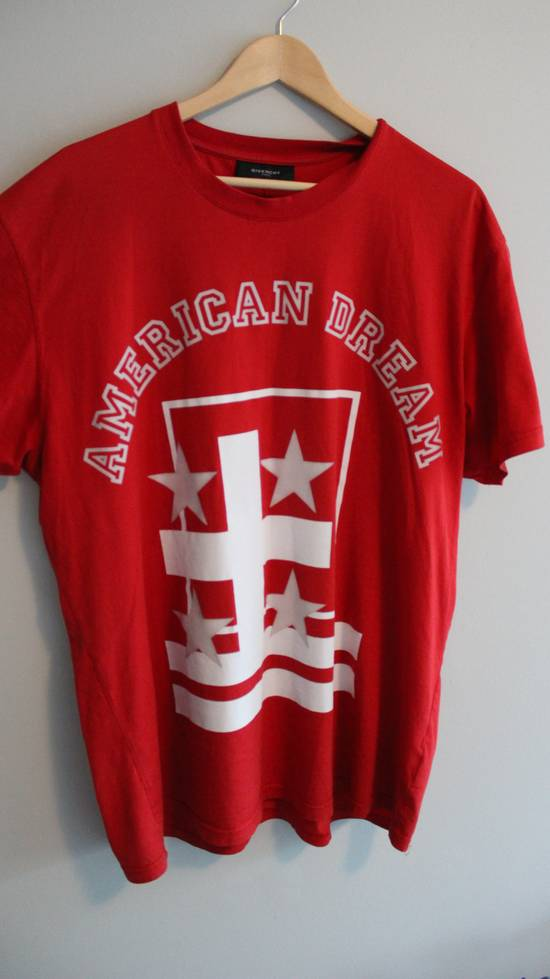 Givenchy american dream printed t Size US L / EU 52-54 / 3