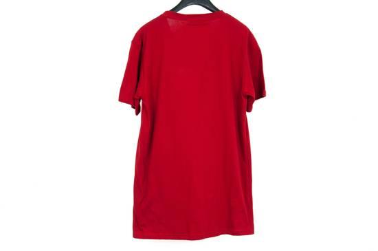 Balmain Red Logo Shirt Size US M / EU 48-50 / 2 - 2