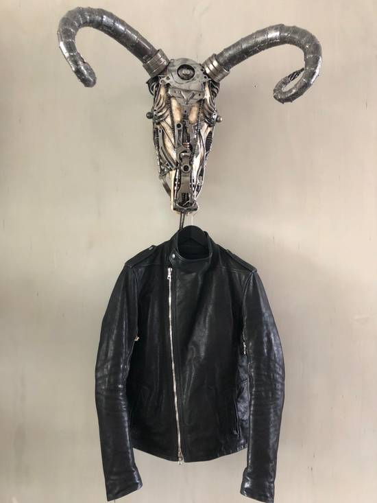 Balmain Biker leather jacket by Chistophe D for balmain Size US M / EU 48-50 / 2