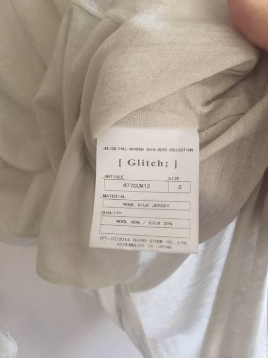Julius AW14 Extended Wool/Silk Longsleeve Size US M / EU 48-50 / 2 - 7