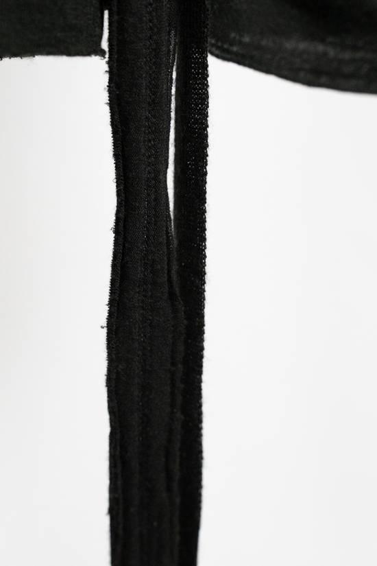 Julius SS11 Black Multi-strap Drapey Sleeveless Top Size US S / EU 44-46 / 1 - 4