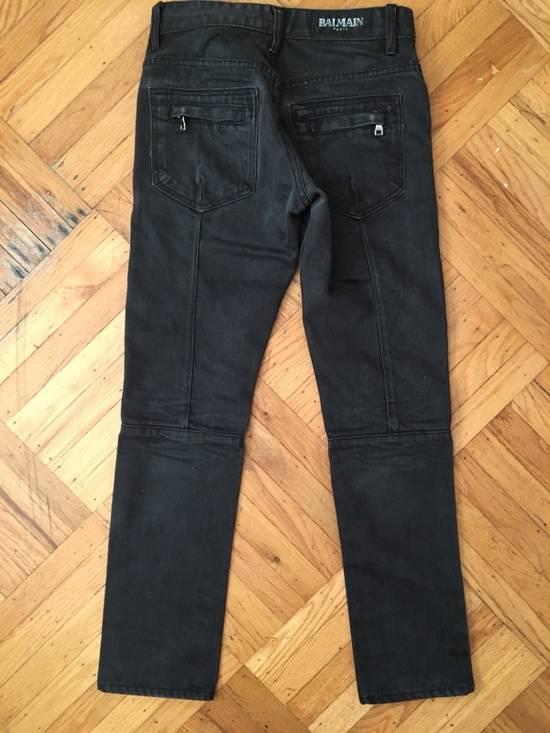Balmain Biker Jeans Size US 26 / EU 42 - 7