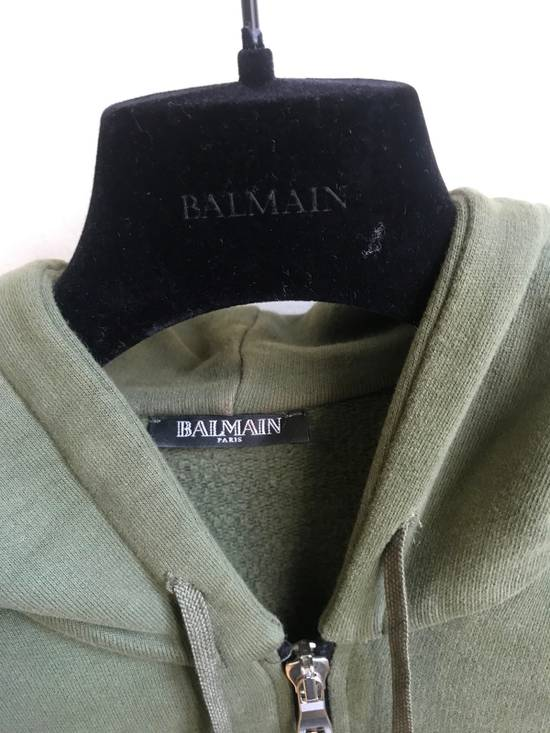 Balmain Decarnin Patch Sleeveless Size US M / EU 48-50 / 2 - 1