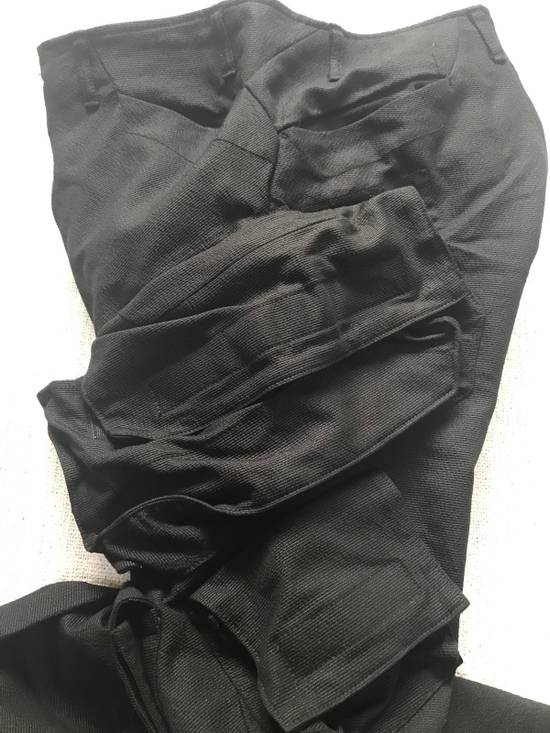 Julius SS15 Slim cargo gas mask pants Size US 31 - 6