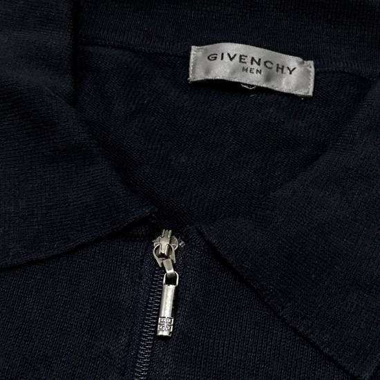 Givenchy 100% Authentic Givenchy Men Silk / Cashmere Blend Half Zip Polo Shirt Mens Size Medium Size US M / EU 48-50 / 2 - 1
