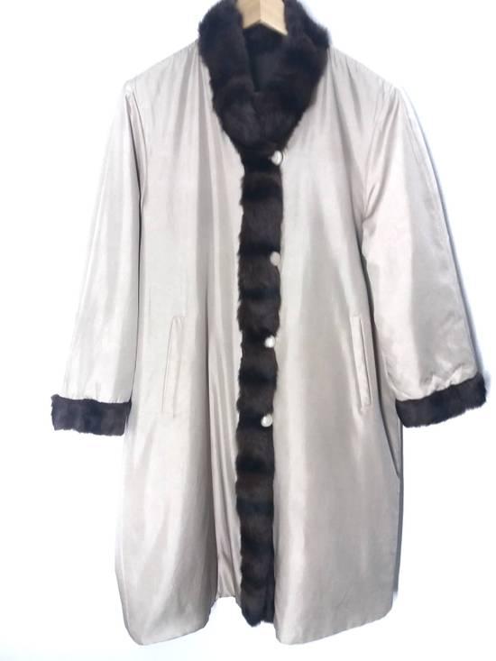 Balmain 🔥 Last Drop!! Balmain Paris Faux Fur Shawl Long Coat Size US M / EU 48-50 / 2