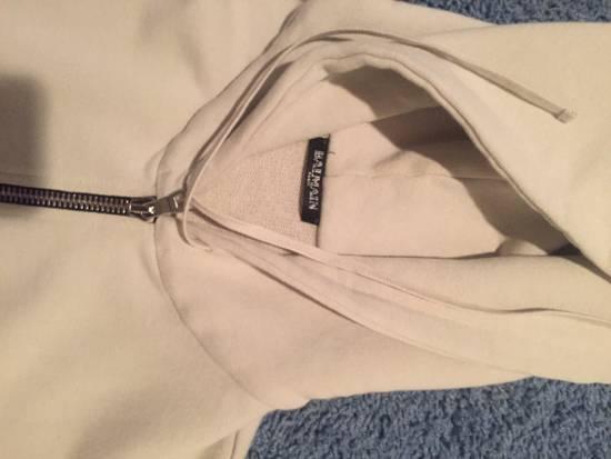 Balmain Sleevless Hoodie Size Medium Size US M / EU 48-50 / 2 - 1