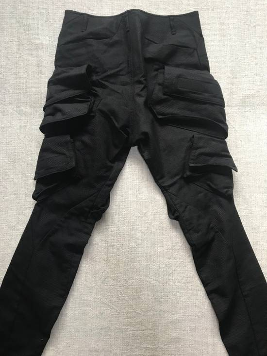 Julius SS15 Slim cargo gas mask pants Size US 31 - 7