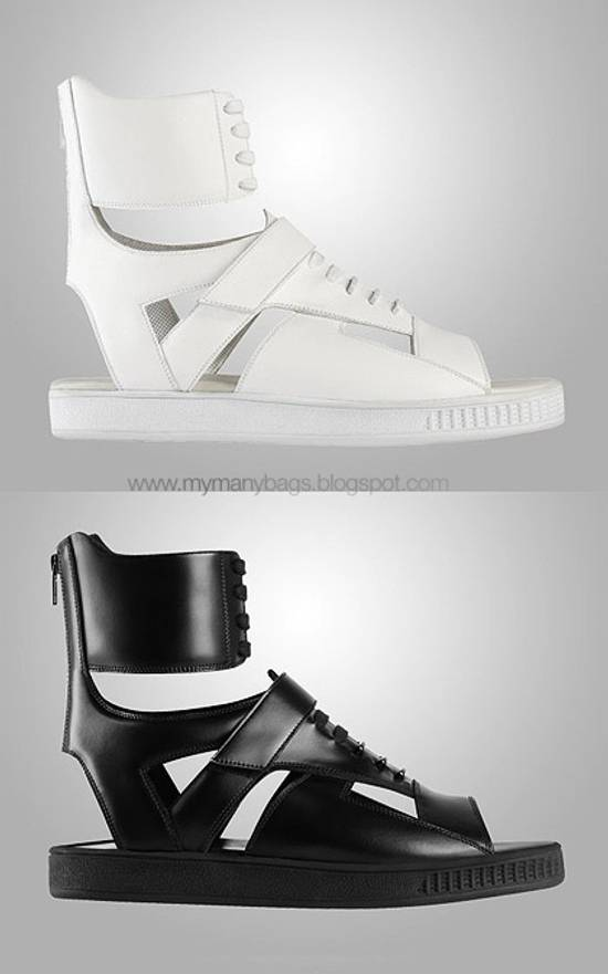 Givenchy SS10 SNEAKER SANDALS Size US 9 / EU 42 - 5