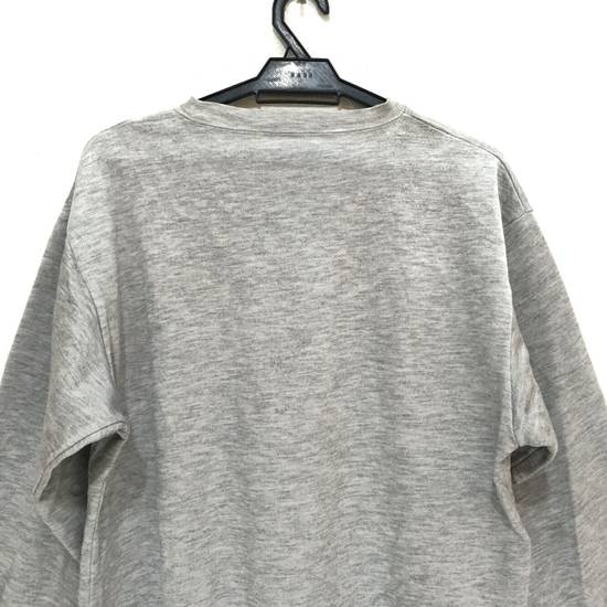 Balmain Vtg PIERRE BALMAIN PARIS Big Logo Made In JAPAN Gray MEDIUM Sweatshirt Jumper Size US M / EU 48-50 / 2 - 5