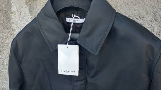 Givenchy $3200 Givenchy Long Padded Nylon Rottweiler Shark Overcoat Jacket size M (L) Size US M / EU 48-50 / 2 - 6