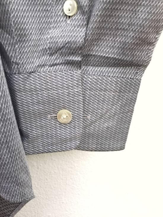 Balmain Plaid Single Pocket Button Up Shirt Size US M / EU 48-50 / 2 - 3