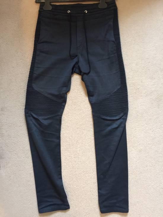 Balmain Balmain Dark Blue Pants Size S Size US 30 / EU 46
