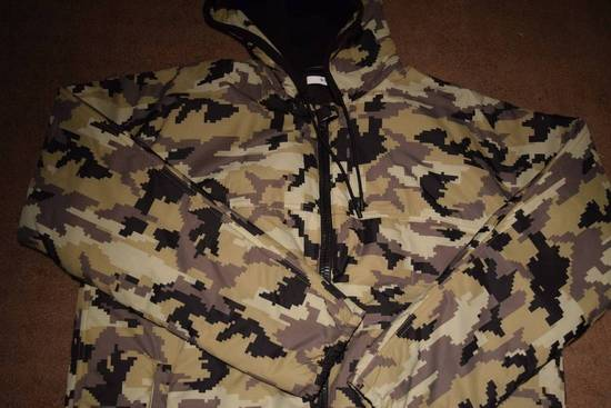 Givenchy Givenchy Authentic $1640 Camo Jacket Blouson Size 52 Brand New Size US L / EU 52-54 / 3 - 5