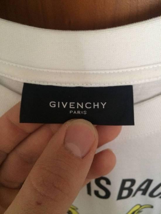 Givenchy Authentic Givenchy $490 Jesus Is Back White T-shirt Columbian Fit Size XXS Size US XXS / EU 40 - 3