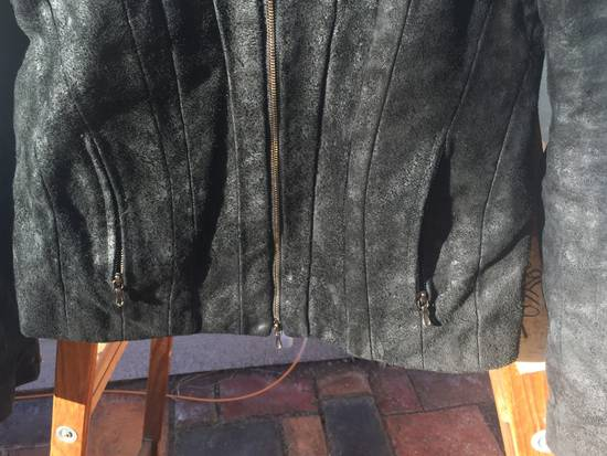 Julius AW10 Heavy Oiled Reverse Steer Jacket Size US M / EU 48-50 / 2 - 5