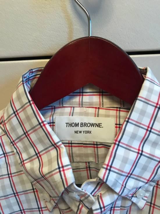 Thom Browne Thom Browne Checkered Shirt Size US S / EU 44-46 / 1 - 2