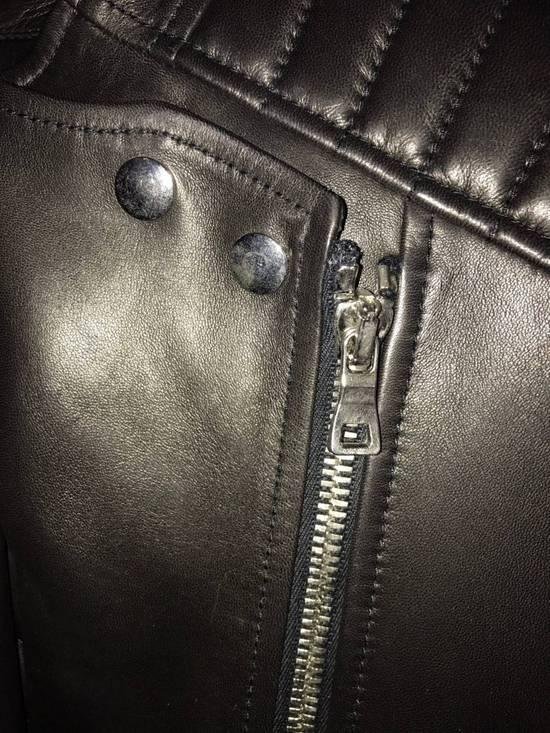 Balmain Signiture Biker Jacket - Sz. 44/xs Size US S / EU 44-46 / 1 - 4