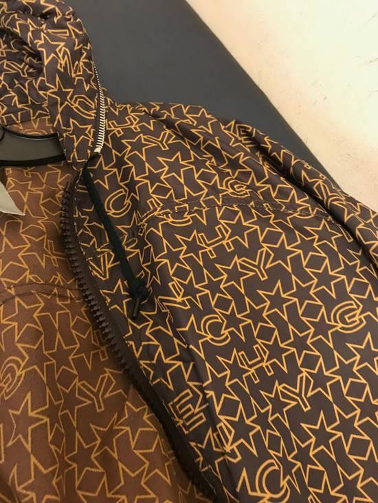 Givenchy Brown Star & Logo Contrast Zipper Size US L / EU 52-54 / 3 - 8
