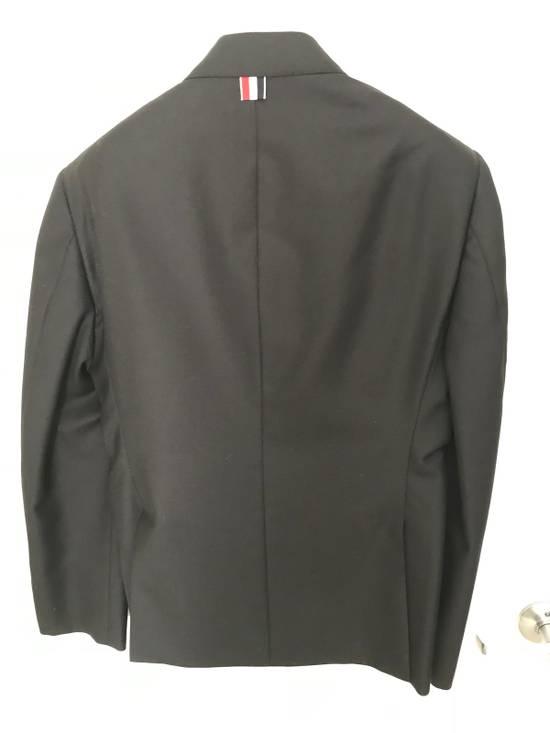 Thom Browne Black Blazer Jacket Size 38R - 6