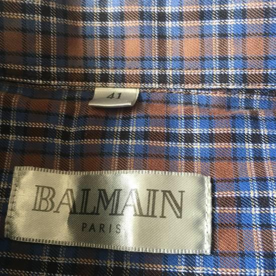 Balmain Balmain Paris Ss Shirt Size US L / EU 52-54 / 3 - 3