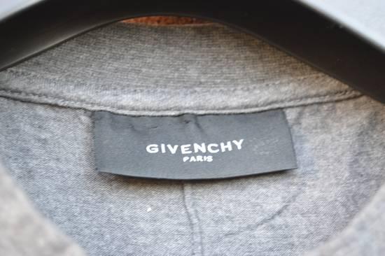 Givenchy Grey Rottweiler Star T-shirt Size US XS / EU 42 / 0 - 3