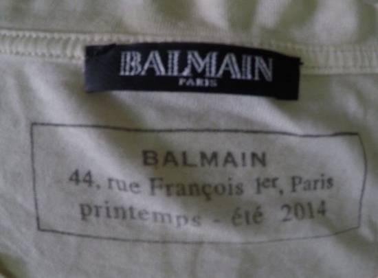 Balmain rare balmain t shirt (lion) Size US XS / EU 42 / 0 - 1