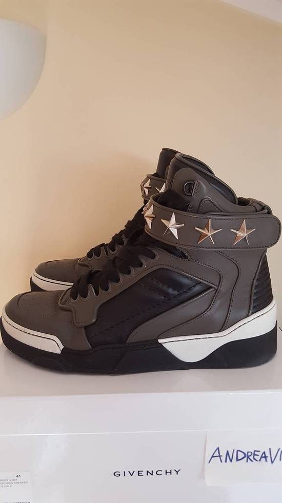 Givenchy Tyson High Sneakers Size US 8 / EU 41 - 2