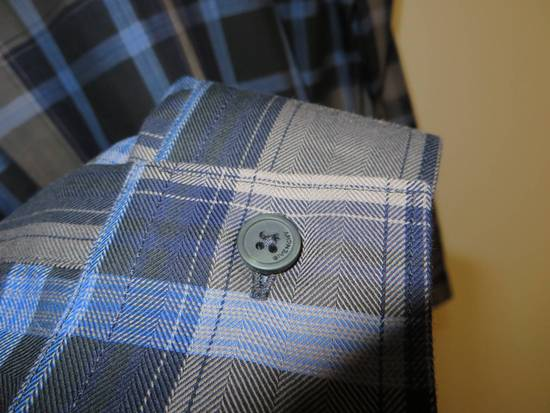 Givenchy Star-print plaid shirt Size US L / EU 52-54 / 3 - 6