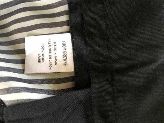 Thom Browne Thom Browne SS17 Cropped Wool Trousers - TB 2 Size US 32 / EU 48 - 7
