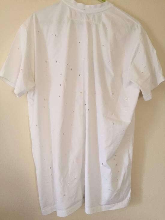 Givenchy Givenchy Destroyed Shirt Size US M / EU 48-50 / 2 - 2