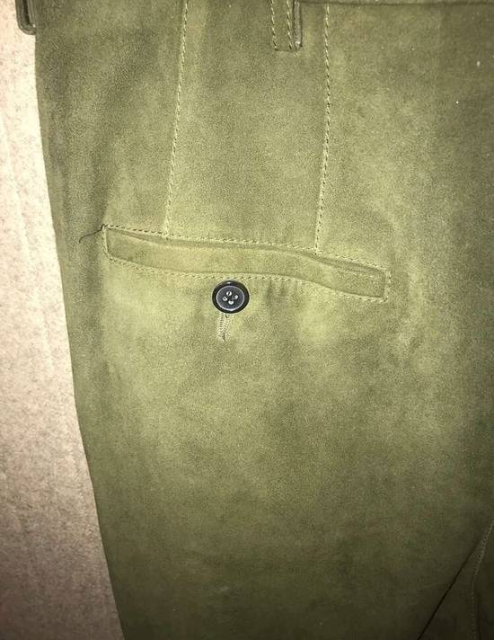 Balmain Leather Pants Size US 34 / EU 50 - 2
