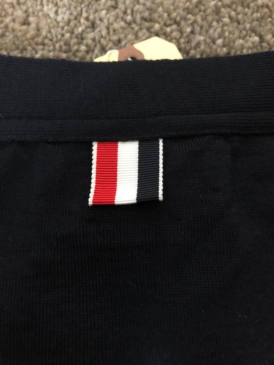 Thom Browne * FINAL DROP * Merino Wool 4 Bar Cardigan Size US XS / EU 42 / 0 - 8