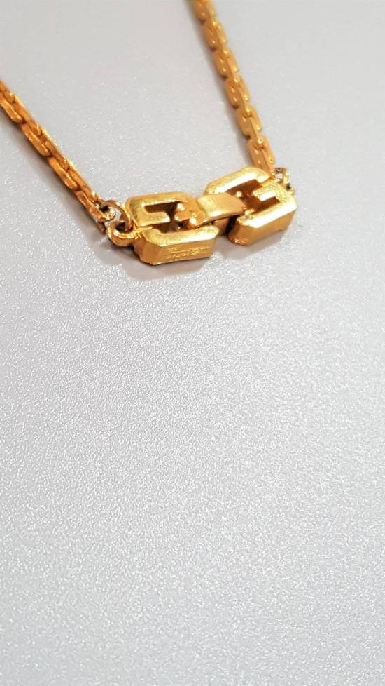 Givenchy Gold plated necklace Size ONE SIZE - 8