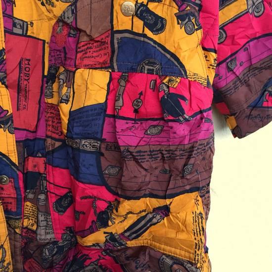 Vintage Vintage!! H-L HENRI LUC CHAPIUS Sportwear Cote D'Azur Designer Outdoor Windbreaker Full Print Pop Art Henri Luc Chapius Women Size Large Size US L / EU 52-54 / 3 - 7