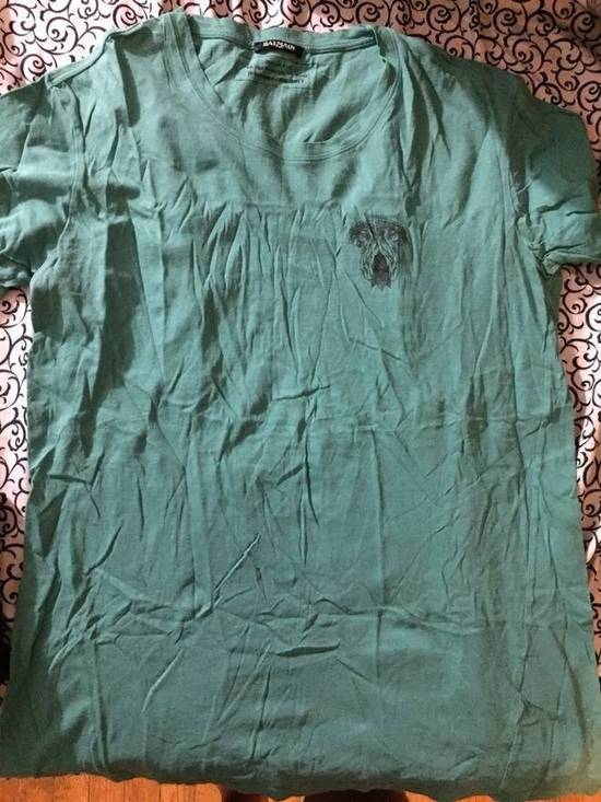 Balmain Tiger Crest T Size US XL / EU 56 / 4