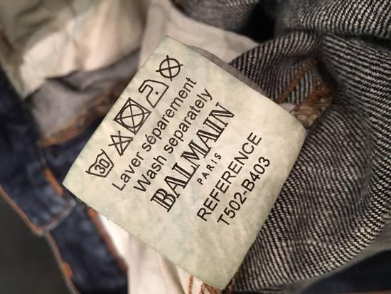 Balmain Biker Jeans Size31 Size US 31 - 6