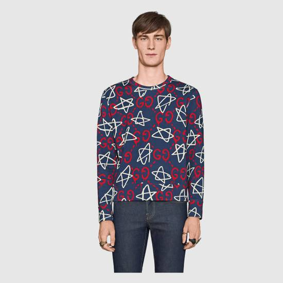 Givenchy Gucci Ghost sweater 2017 $ 995 L Size US L / EU 52-54 / 3 - 2