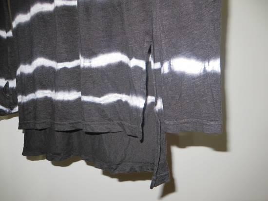 Balmain Tie-dye linen t-shirt Size US M / EU 48-50 / 2 - 4