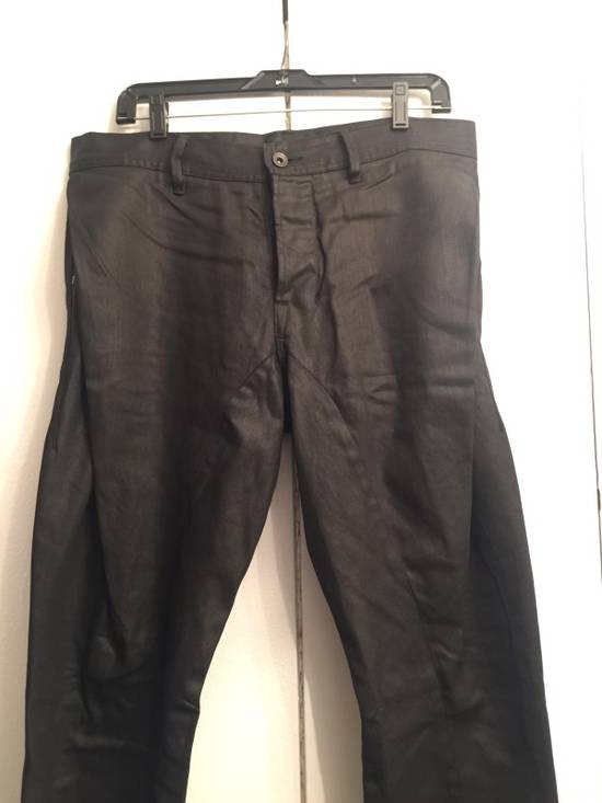 Julius Coated Denim SS15 Size US 34 / EU 50