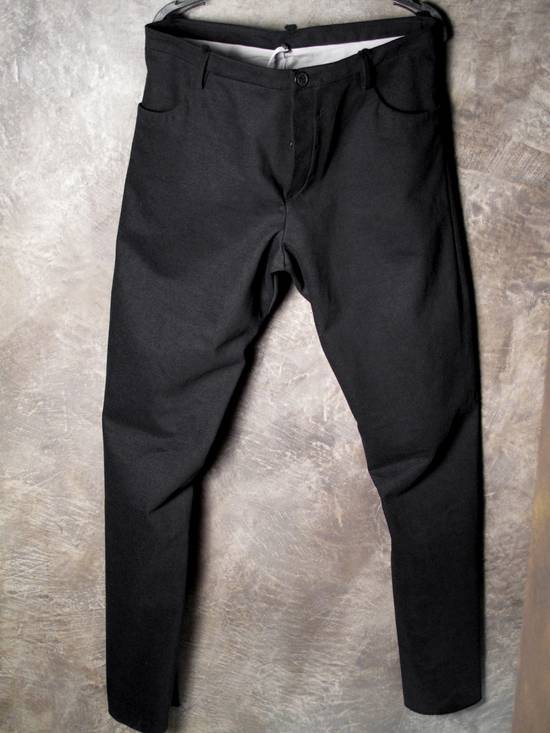 Label Under Construction Woven Inside One Cut Pants Size US 32 / EU 48